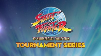 Street Fighter 30th Anniversary Tournament Series Announced