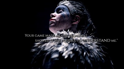 Watch Hellblade: Senua's Sacrifice's Unique Accolades Trailer