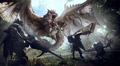 Tencent Leaks PC Requirements For Monster Hunter World