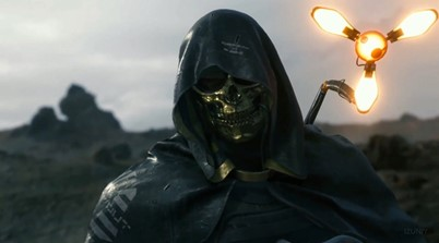 The Man In The Golden Mask Featured In Death Stranding TGS 2018 Trailer