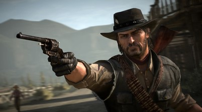 Red Dead Redemption Gets A 4K Update