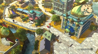 Ni No Kuni II Kingdom Building Gameplay Revealed