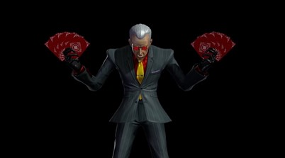 KOFXIV DLC Character Oswald Coming In April