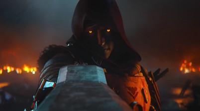 Destiny 2 Forsaken Gameplay Featuring The New Scorn Enemies