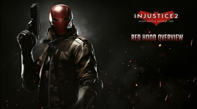 Update: Red Hood Fights The Heroes Of Gotham In His Very Own Trailer