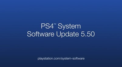 PlayStation 4 Update 5.50 Live Now, Here Are The Patch Notes