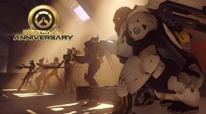 Overwatch Anniversary Event Features 3 New Maps