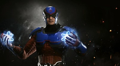 Injustice 2 Introduces DLC Character Atom (Updated)