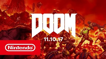 Doom For The Switch Pre-Load Available Now!