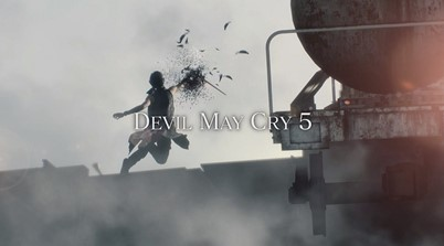 V Ends the Son of Sparda in the Latest DMC 5 Trailer