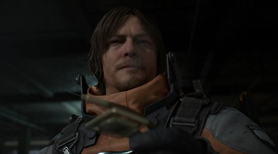Kojima Plays Death Stranding on the PS4 Everyday