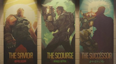 First Look: Doomfist Coming to Overwatch?!