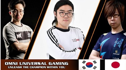 The Korean Dragons And The Japanese Cyclops Are Coming To OUG Tournament 2018