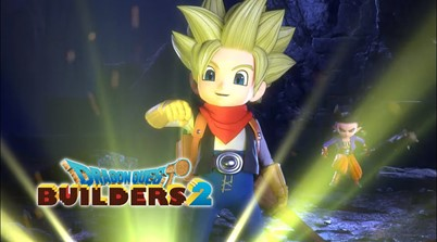 Dragon Quest Builders 2 Launches at Number 5 in UK