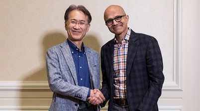 Microsoft and Sony Teaming Up for Gaming and Cloud Services