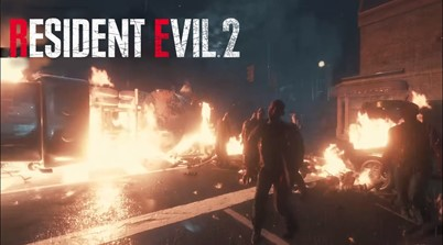 Resident Evil 2 First Person Mod is Terrifyingly Beautiful