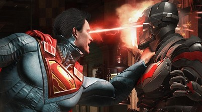 Injustice 2 Steam Open Beta Live Now