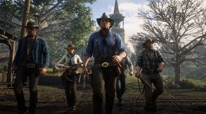 Red Dead Redemption 2 Easily Took-Over The Top Spot of UK's Sales Chart
