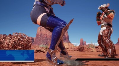 Arika Teases Cracker Jack For Fighting EX Layer