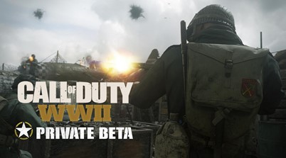 Watch: Call of Duty WWII Private Multiplayer Beta Trailer